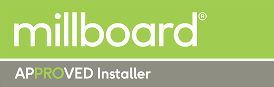 Millboard Approved Decking Installers Logo